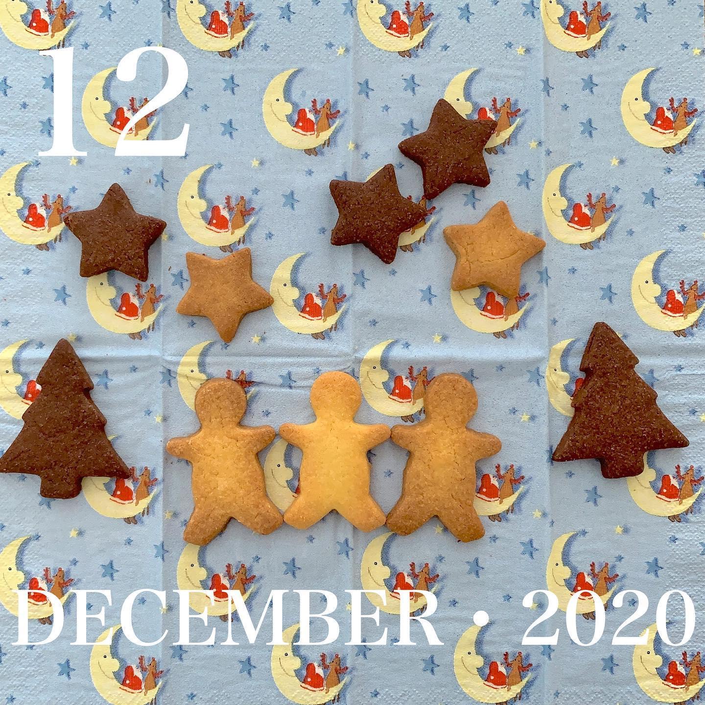 #12月 素人の手作りクッキー#2020 #december #stayhome #おうち時間 #おうち時間を楽しむ
